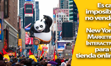 Marketing Interactivo: Abre hoy tu tienda online en New York